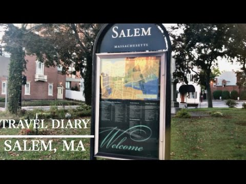 SALEM // TRAVEL DIARY