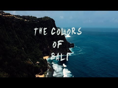 THE COLORS OF BALI / Cinematic Travel Film