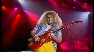 Van Halen LIVE 1989 Tokyo Concert part 1 /14 - There