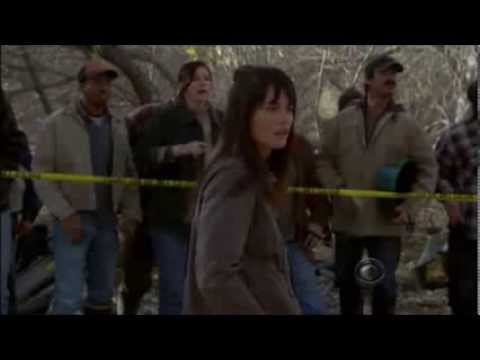 Robin Tunney Sprained ankle