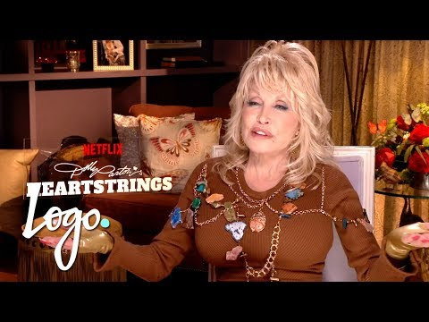 Dolly Parton On Her Netflix Series 'Heartstrings' & Gay Dance Album | Logo