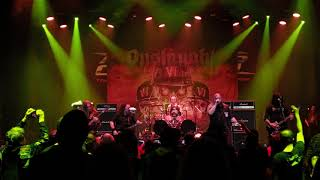 Onslaught - Sound of Violence - 70000 Tons of Metal 2019