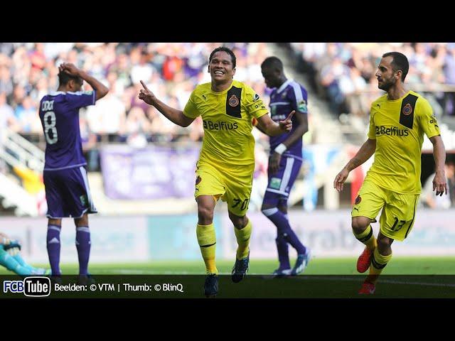 2012-2013 - Jupiler Pro League - PlayOff 1 - 03. RSC Anderlecht - Club Brugge 1-1