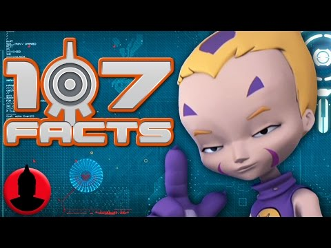107 Code Lyoko Facts You Should Know! 107 Facts S6 E8  Channel Frederator