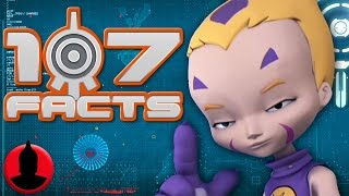 107 code lyoko facts you should know tooned up 289 cartoon facts channelfrederator