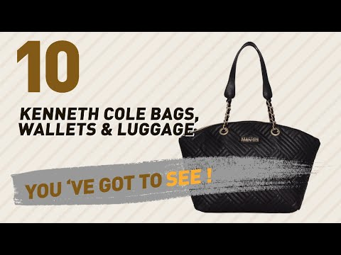 Kenneth Cole Bags, Wallets & Luggage Collection // Amazon India 2017 Best Sellers