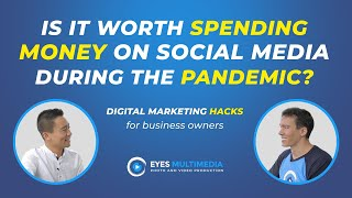 Is it worth spending money on social media during the pandemic?