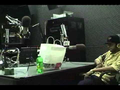 AFRIKA BAMBAATAA and ZULUMIKE LIVE AT THE RADIO STATION HARLEM
