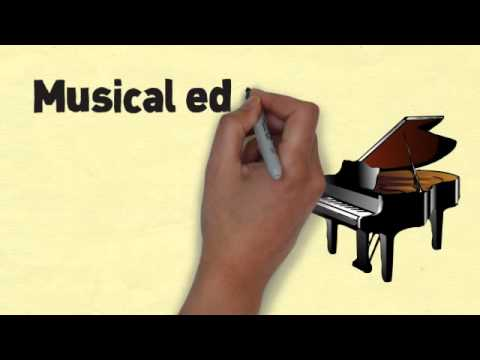 SAMPLE VideoScribe - Music Lessons