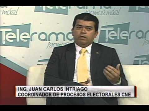 Ing. Juan Carlos Intriago