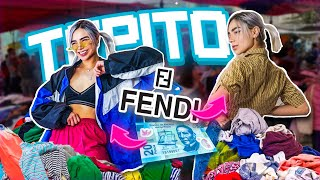 ENCUENTRO OUTFIT FENDI EN EL TIANGUIS DE TEPITO A $20 PESOS (SI ERA ORIGINAL) | Darian Rojas