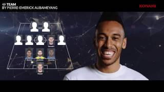 PES 2017 Aubameyang myClub 11