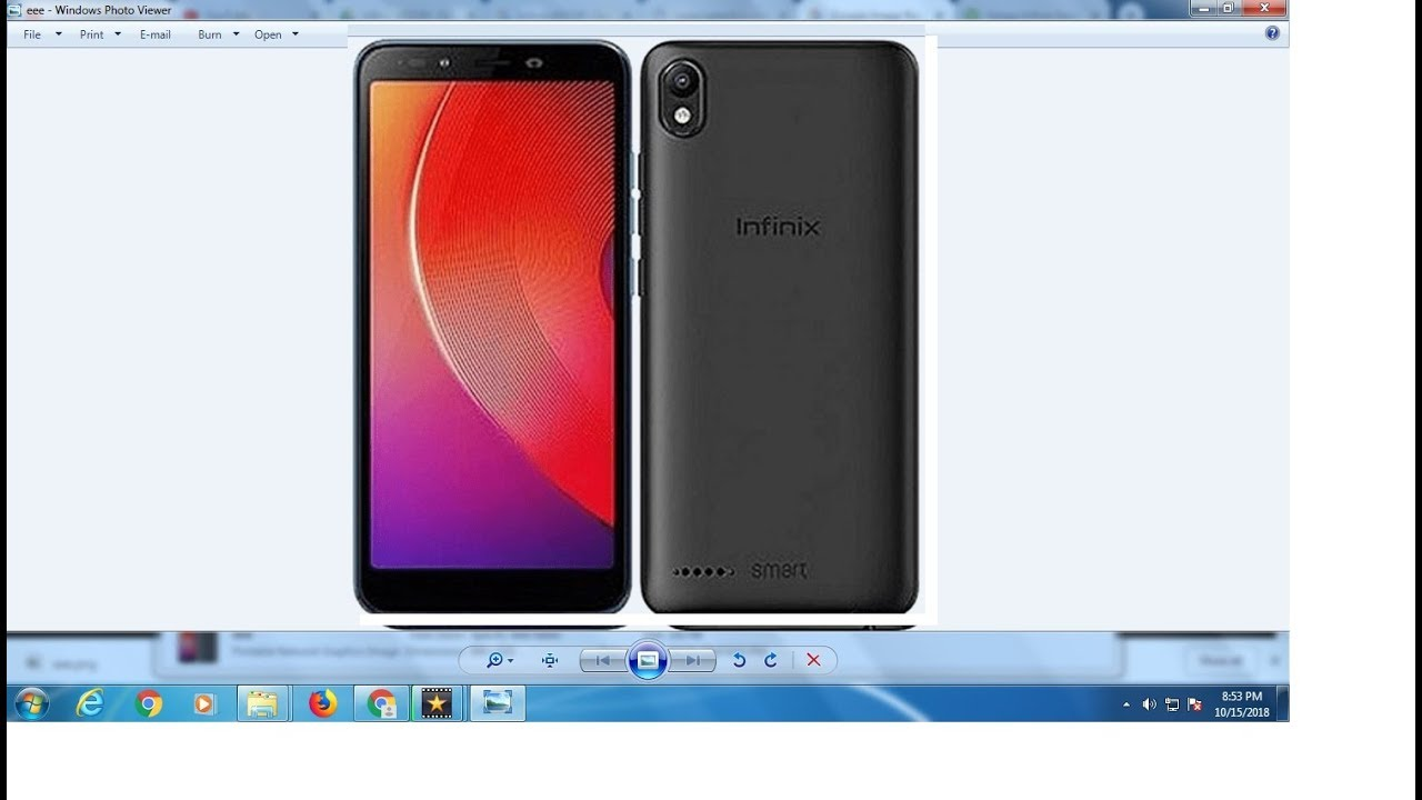 how to change software x5515 f infinix smart 2