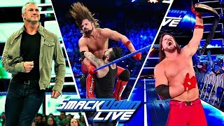 WWE Smackdown 28 November Highlights HD   WWE Smackdown 28112017 Highlights HD