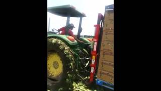 3200 Mondial: Tractor Mounted Forklift