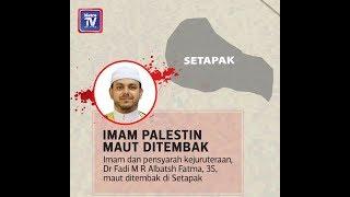 Kronologi kes bunuh Dr Fadi M R Albatsh Fatma