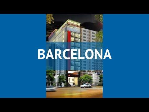 BARCELONA 3* Вьетнам Нячанг обзор – отель БАРСЕЛОНА 3* Нячанг видео обзор