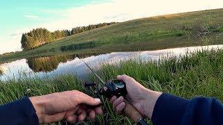 Рыбалка на воблеры в жару. Ловля щуки летом на спиннинг.