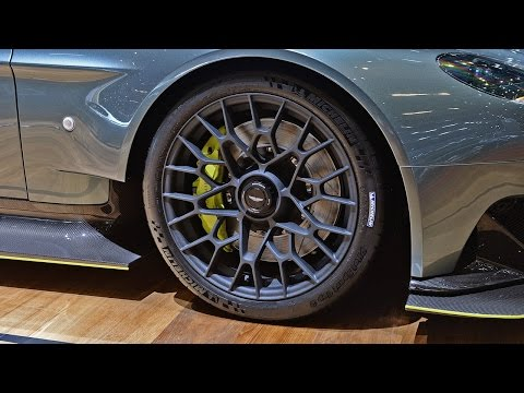 Aston Martin launches AMR Line With Ultra Exclusive Vantage and Rapide