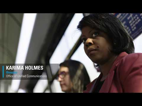 A Day In The Life Of Karima Holmes, Director Of Washington, DC's Office Of Unified Communications