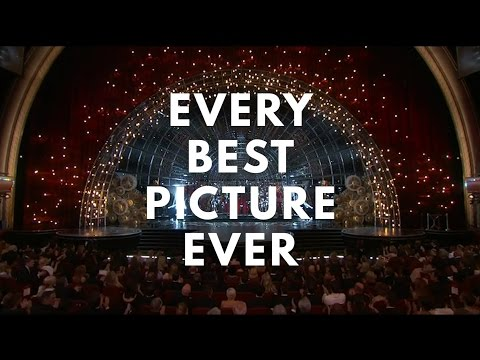 Every Best Picture Winner. Ever