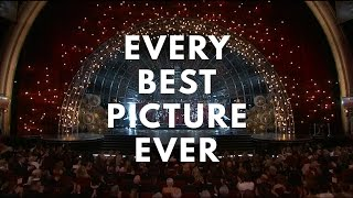 Every Best Picture Winner Ever 1927-2016 Oscars