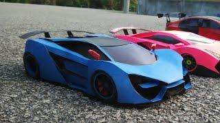 Lamborghini PaperCraft Car [ Thebian Concepts ]