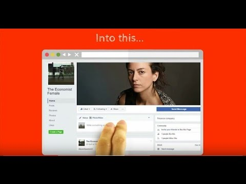 Engage media: I am economist- Group elevator pitch video