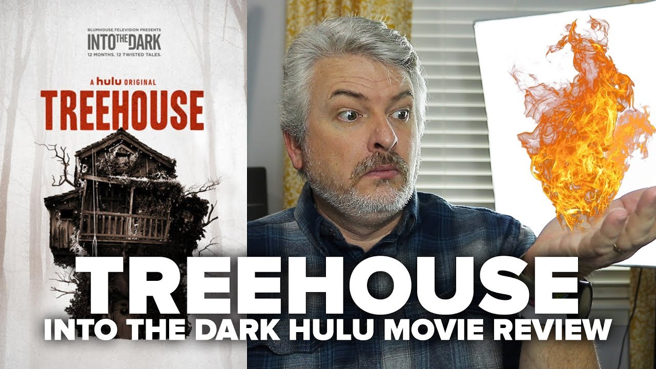 Treehouse (2019) Into The Dark Hulu Movie Review (No Spoilers)