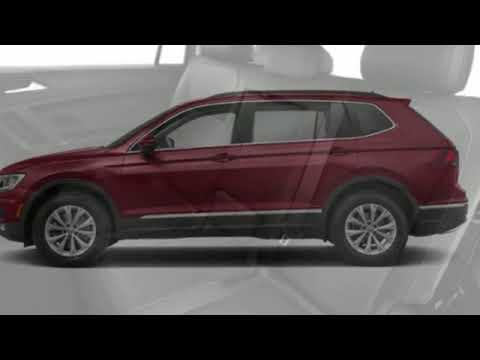 New 2019 Volkswagen Tiguan Middleton WI Madison, WI #VW5991