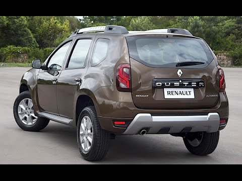 nueva renault duster 2017 en colombia exterior. Black Bedroom Furniture Sets. Home Design Ideas