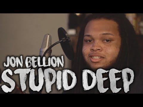 Jon Bellion ~ Stupid Deep (Kid Travis Cover)