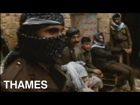 Lebanon - Middle East -   Road to war  Thames Television