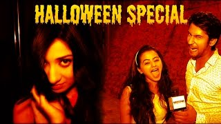 Vruhsika, Namish and Helli talk about Halloween