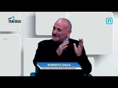 """CAFFE' DI TRAVERSO """"Irccs Crob Rionero, eccellenza..."""