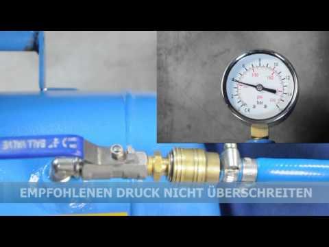 40L Reifenfüller Booster Reifenschockfüller Airbooster Schockfüller Satz sale
