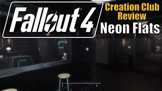 Fallout 4 - Neon Flats (Creation Club Review)