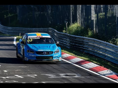 The fastest ever FWD lap around the Nürburgring Nordschleife + GP