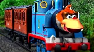 Lanky the ungracious engine [ DK Rap X Thomas The Tank Engine ] thumbnail