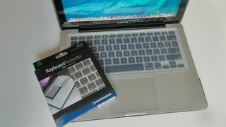 Review Marware Keyboard Protector for Macbook Pro