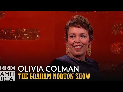 Olivia Colman Shipping Secret | The Graham Norton Show | BBC America