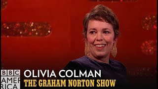Olivia Colman Shipping Secret | The Graham Norton Show | BBC America