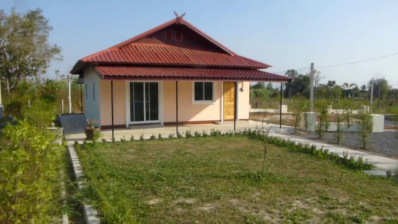 Container Haus Thailand Build A New 2 Bedroom Villa For Under 500 000 Baht In Thailand