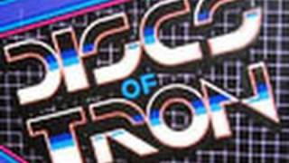 Classic Game Room - DISCS OF TRON arcade machine review