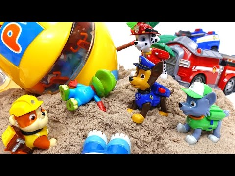 Thumbnail: Airplane Crash~! Go Paw Patrol It's a Rescue Mission
