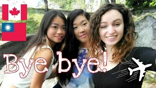 Saying Bye to Friends and Kaohsiung! | Moving to Taipei!