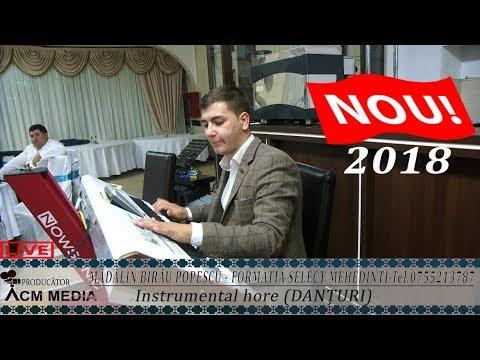 Madalin Birau Popescu || Formatia Select Mehedinti-INSTRUMENTAL HORE(DANȚURI)