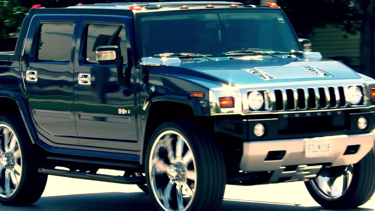 HILLYARD CUSTOM RIM & TIRE WORLDS MOST EXPENSIVE HUMMER H2 CUSTOM