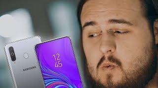 Запрет Айфонов в Китае, Galaxy A8s, Кольцо-Мышка