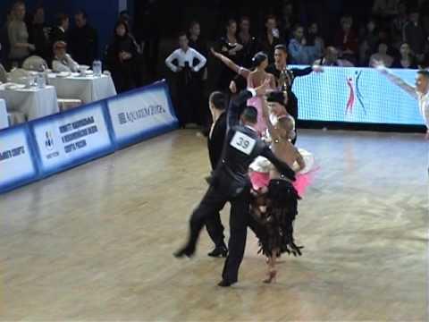 """Pavel Povalyaev & Sofya Povalyaeva, Samba, WDSF Grand Slam Latin, """"Dance Accord - 2013"""""""